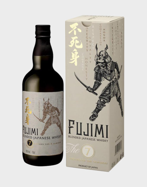 Fujimi The 7 Virtues Blended Japanese Whisky