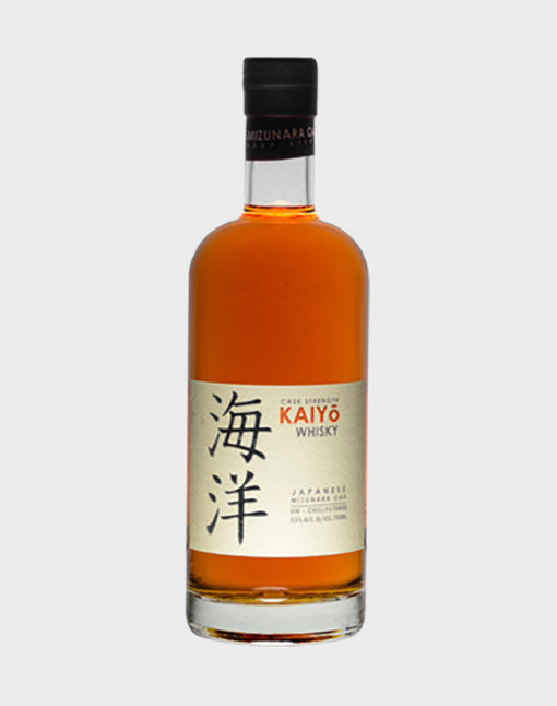 Kaiyo Mizunara Oak Cask Strength