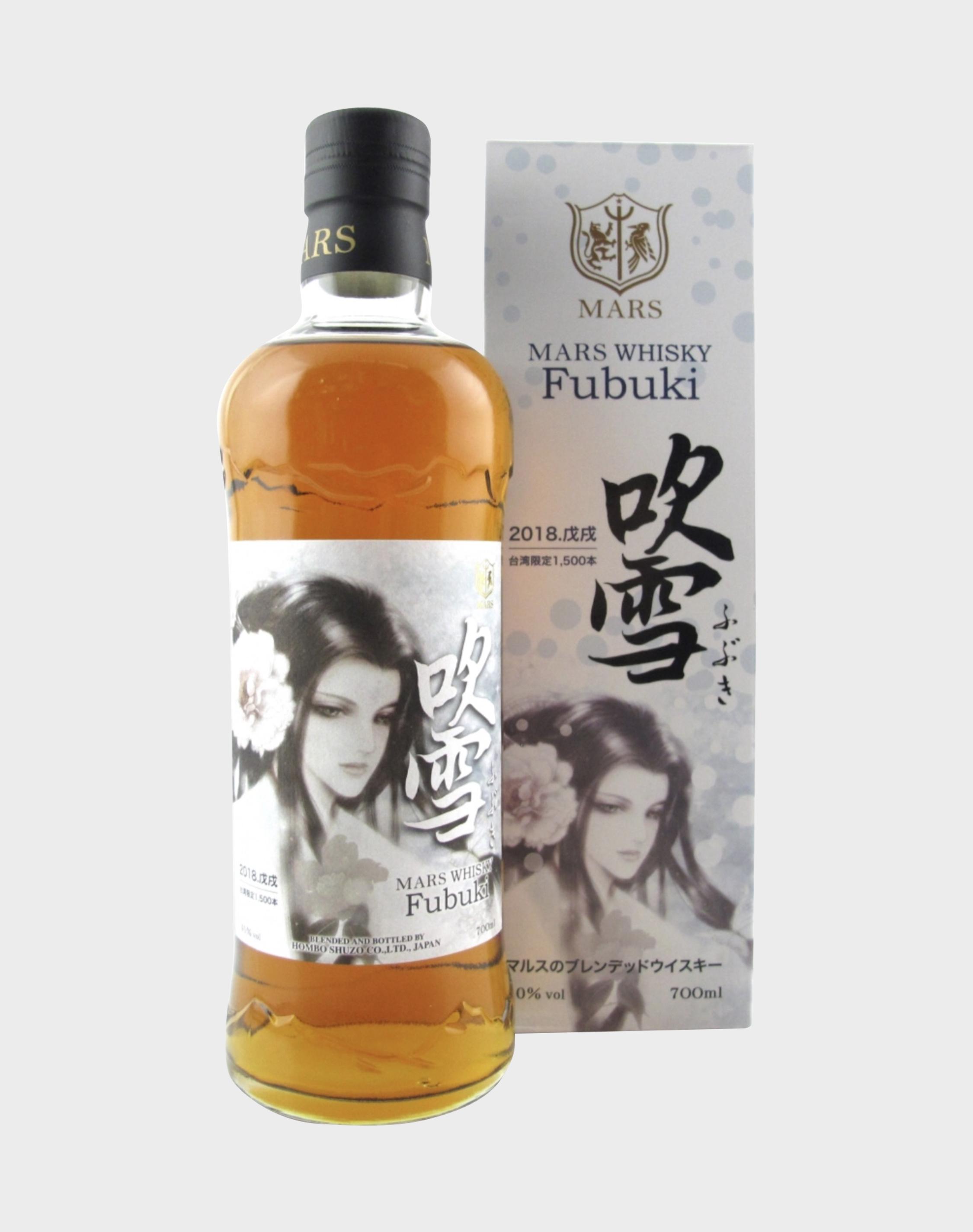 Mars Whisky Fubuki 2018