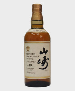 Suntory Yamazaki 10 Year Old - White Label (No Box)