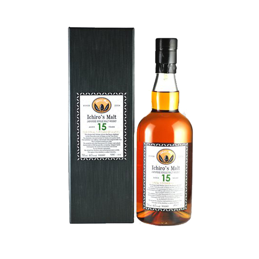 Ichiro's Malt – 15 Year Old Final Vintage of Hanyu