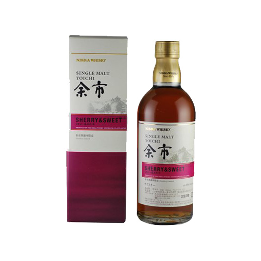 Nikka Sherry Sweet Japanese Whisky