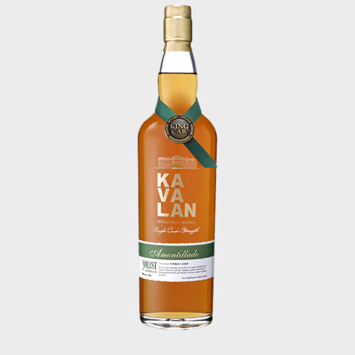 Kavalan Solist Amontillado Sherry