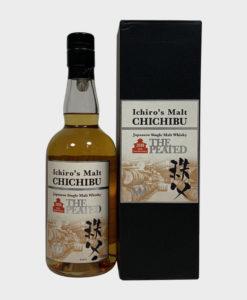 Ichiro's Malt Chichibu The Peated 2018