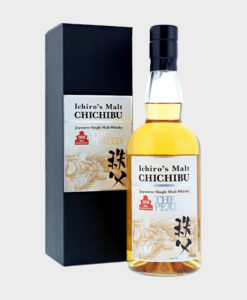 Ichiro's Malt Chichibu The Peated 2018 The 10th Anniversary