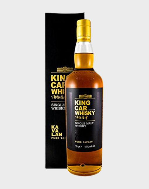 Kavalan King Car Conductor Single Malt Whisky