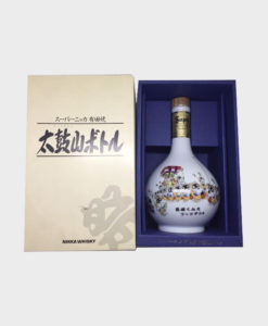 Nikka Super Taikoyama Ceramic Bottle