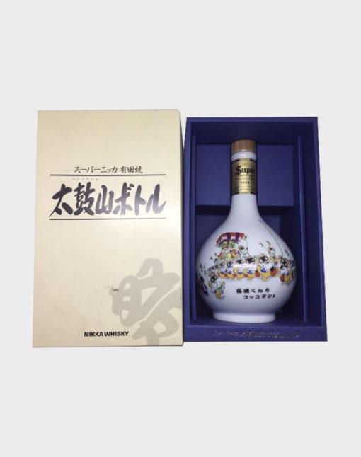 Nikka Super Taikoyama Ceramic Bottle