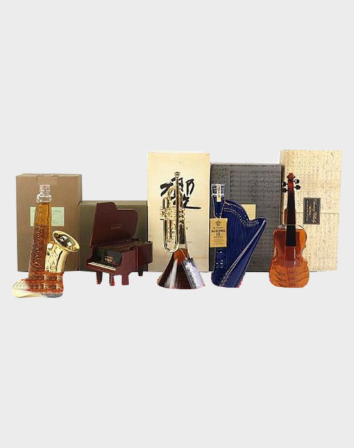 Suntory Instrument 5 Bottles Set