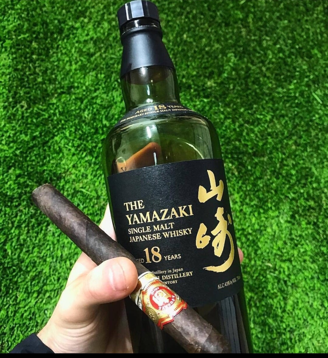 Photo of Yamazaki 18 Year Old by Tang in Singapore
