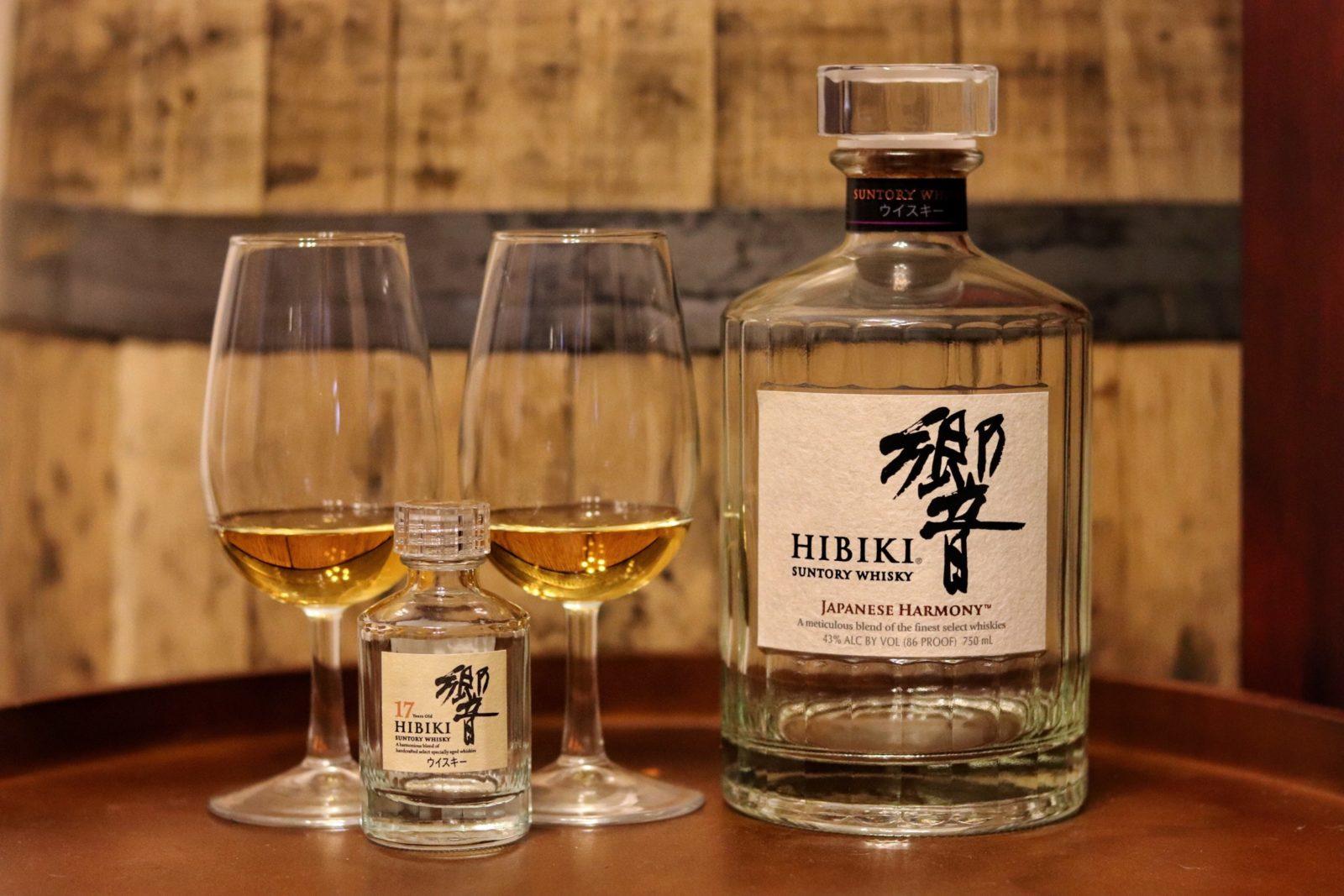 Hibiki Whisky Josh in Texas
