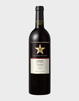 Grande Polaire Azuminoikeda Pinot Noir 2015