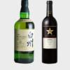 Hakushu 12 Year + Grande Polaire Azumino ikeda Pinot Noir 2015