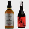 "Suntory Yamazaki 12 Year Old ""Watami President Choice"" + Nishiiriri Black Demon Amami Shochu"