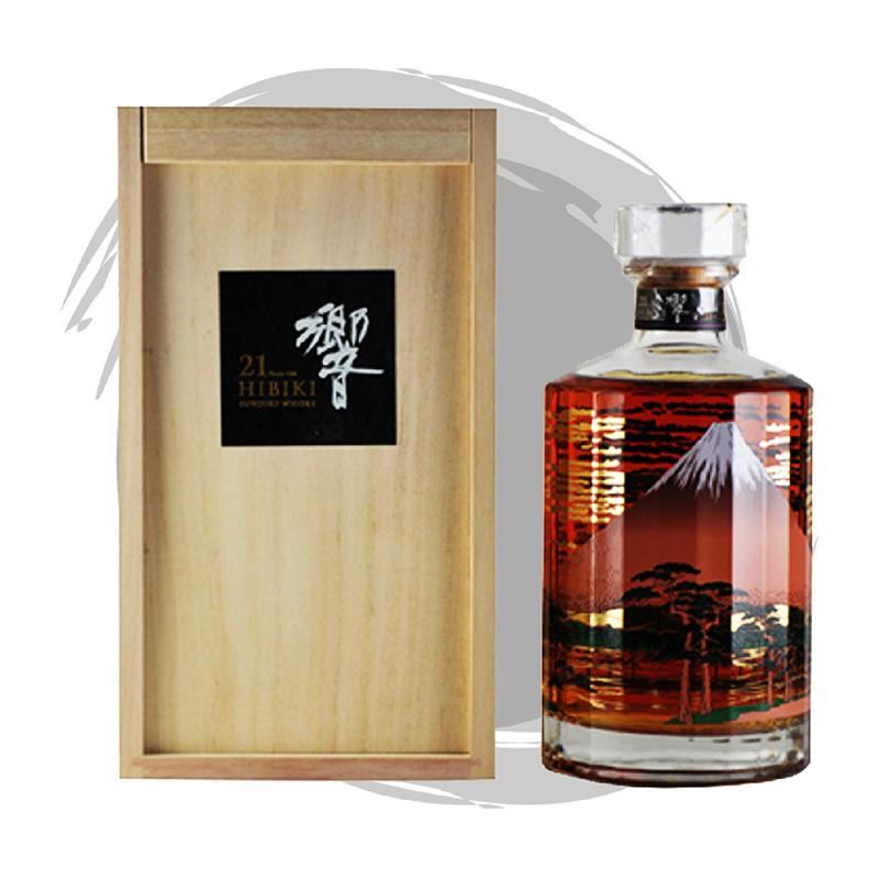 Hibiki 21 Mt Fuji Edition Japanese Whisky