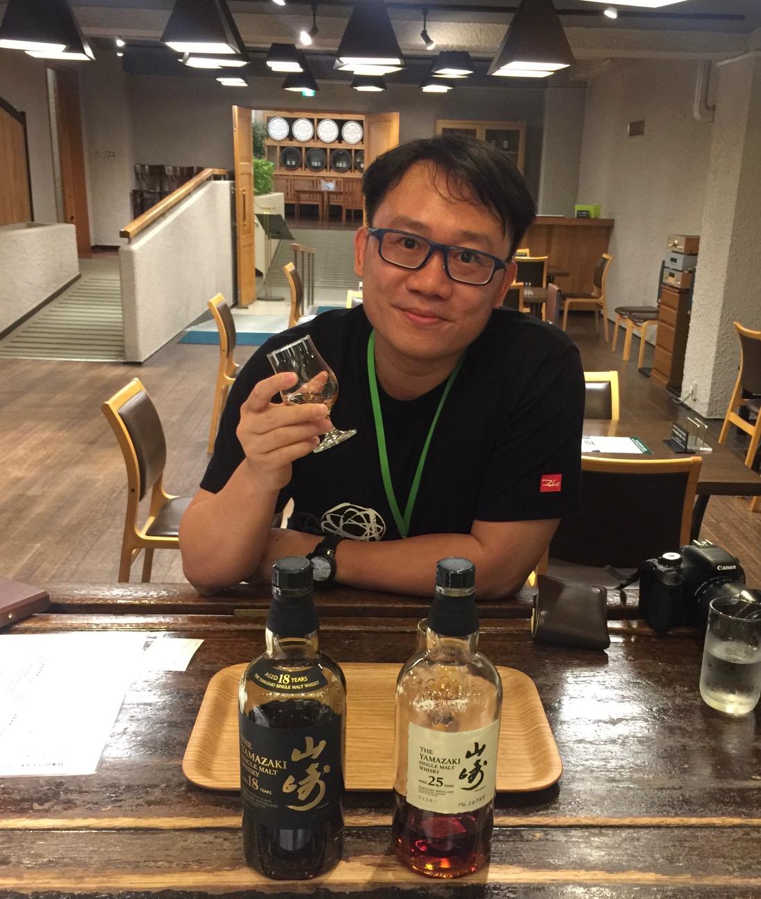 Photo of Yamazaki 25 Year Old by Kok in New York