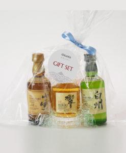 Suntory Miniature Gift set