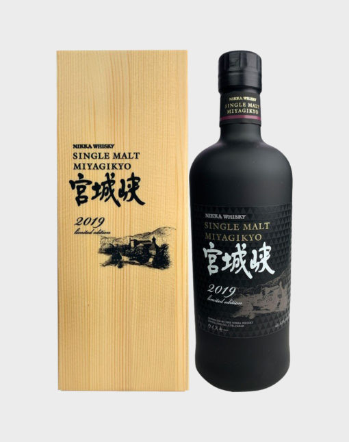 Nikka Whisky Single Malt Miyagikyo 2019