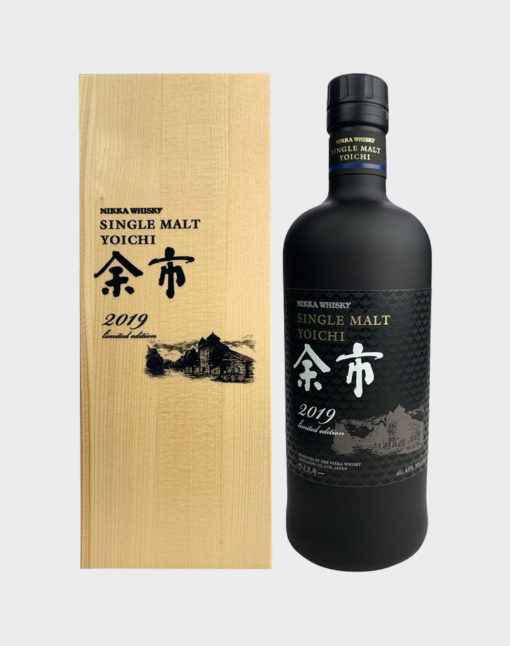 Nikka Whisky Single Malt Yoichi 2019