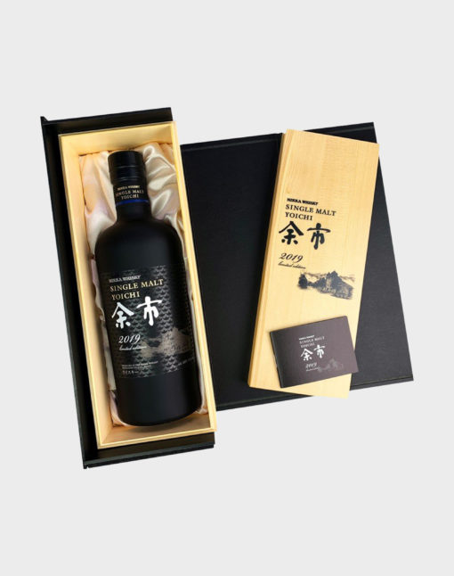 Nikka Single Malt Yoichi 2019 Limited Edition