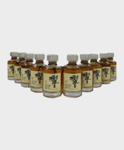 Suntory Hibiki 17 Year Old Miniature Set (10 bottles)