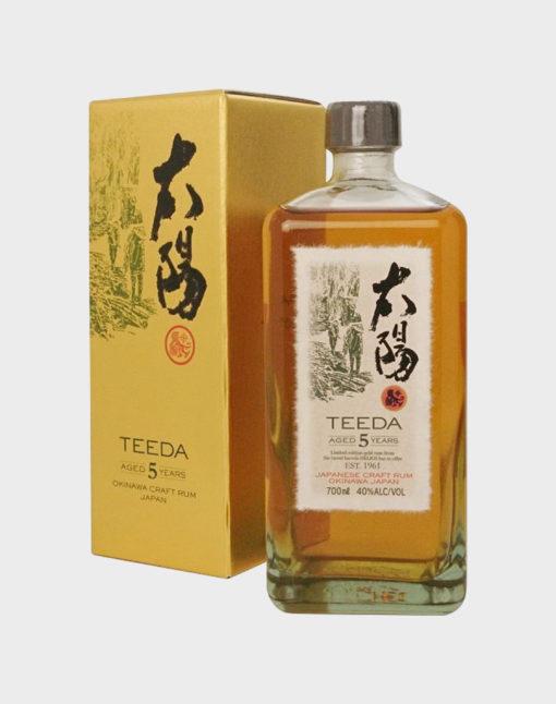 Helios Teeda 5 Years Old Rum