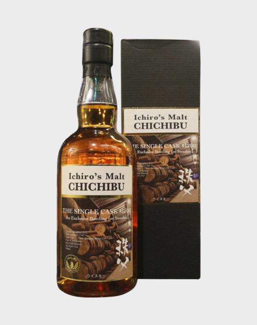 Ichiro's Malt Chichibu 2012- 2018 Cask #1700 – Sweden Exclusive