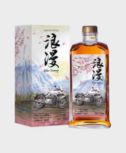"Mars Japanese Whisky ""Biker Journey"" 2019"