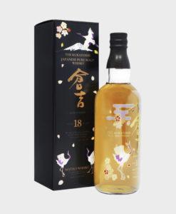 Matsui Whisky – The Kurayoshi Pure Malt Aged 18 Years