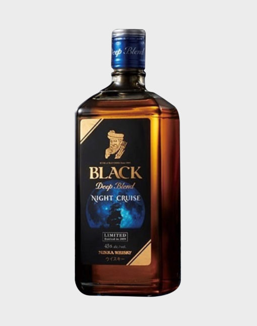 NIkka Black Deep Blend Night Cruise - Limited 2019 (2)