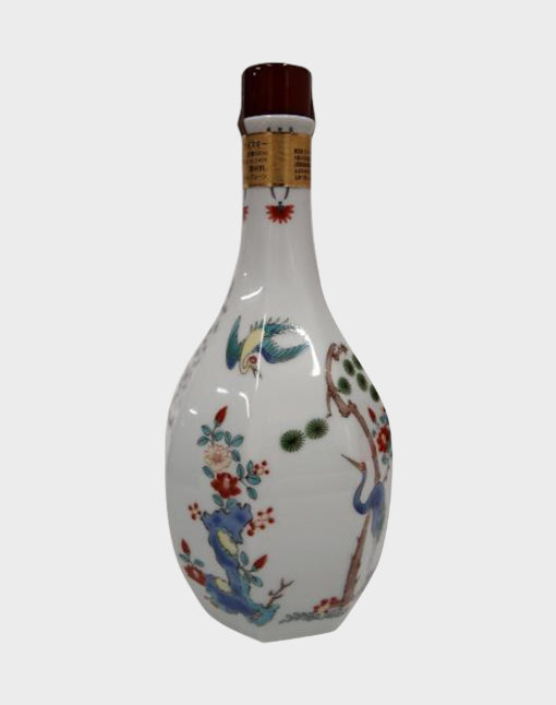 Suntory Hibiki 21 Year Old In Ceramic Decanter 2002 (3)