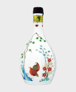 Suntory Hibiki 21 Year Old In Ceramic Decanter 2002- No Box