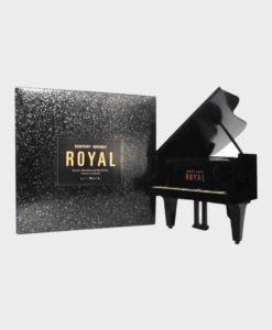 Suntory Royal Piano Type Bottle