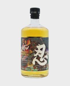 The Koshi-No SHINOBU Blended Whisky