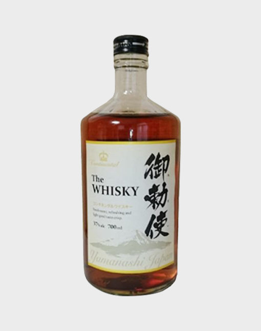 Yamanashi Continental - The Whisky