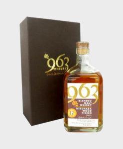 Yamazakura 963 17 Years Old Mizunara Wood Finish Blended Whisky