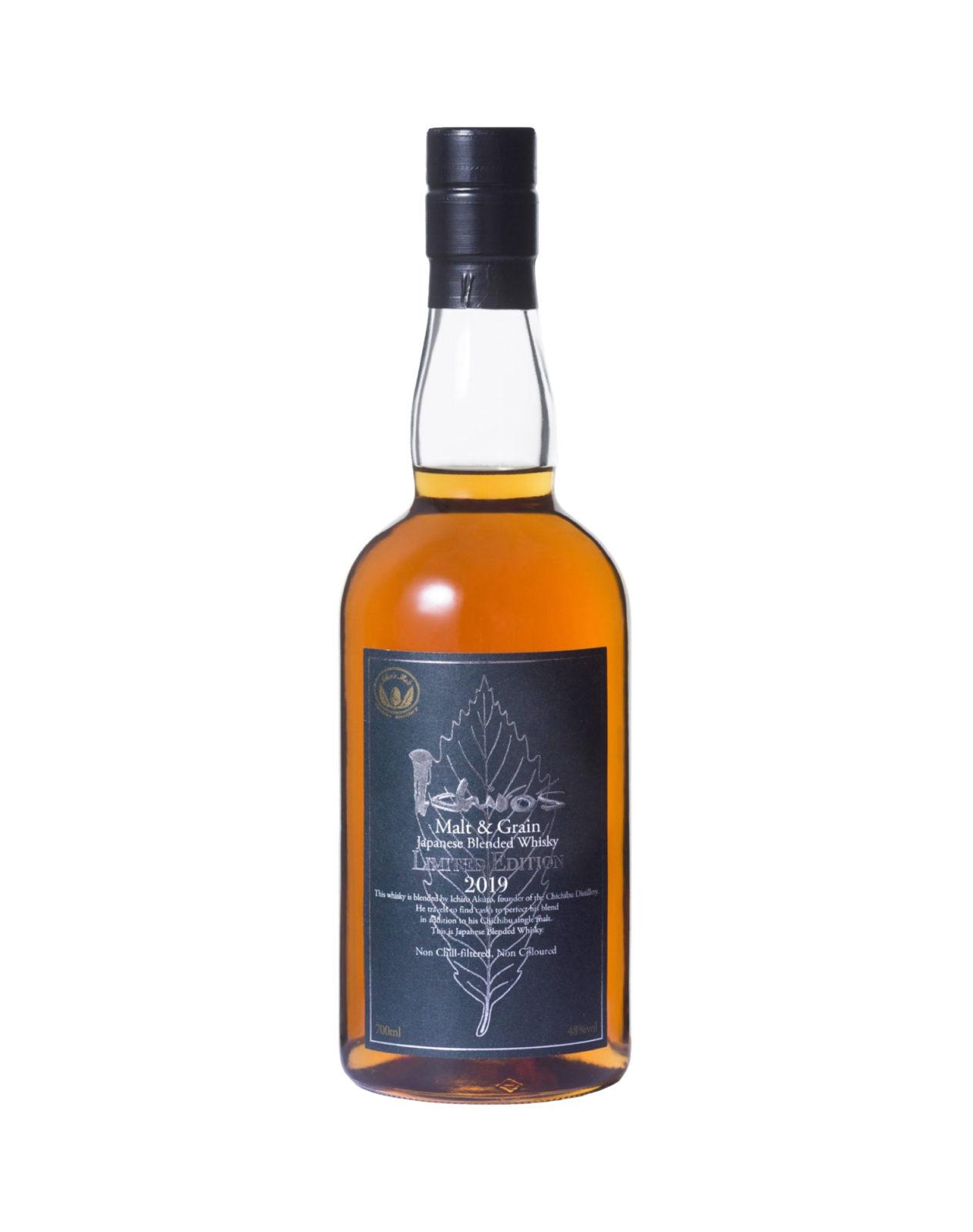 Ichiro's Malt Japanese Blended Whisky 2019