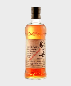 Mars Komagatake Single Cask Single Malt 1040 27 Year Old
