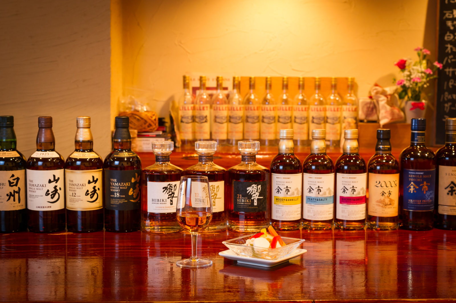 Start A Japanese Whisky Collection