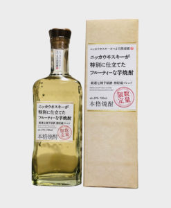 Nikka Limited Edition Fruit Potato Shochu