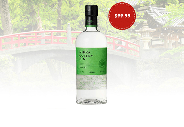 COFFEY JAPANESE GIN