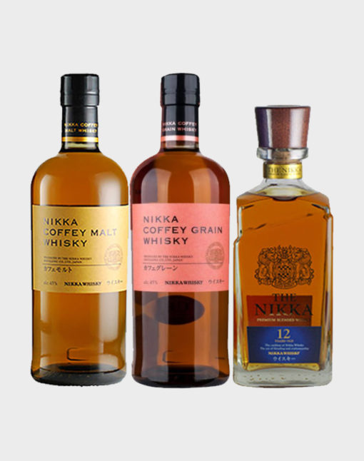 The Nikka Memories Collection