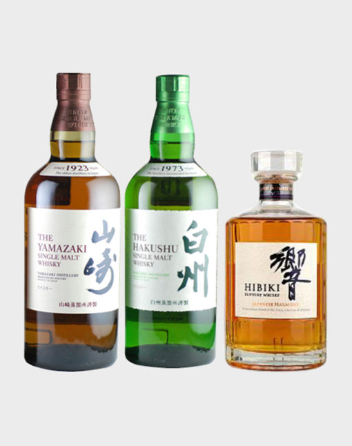 The Suntory Explorers Collection