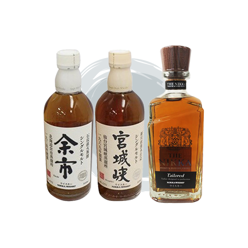 The Nikka Core Collection