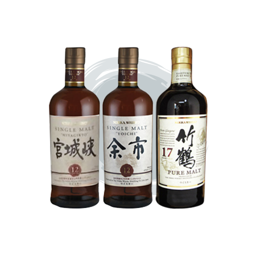 The Nikka Legends Collection
