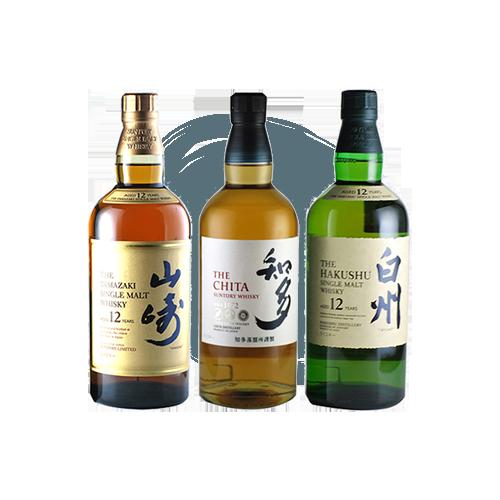 The Suntory Distilleries Collection