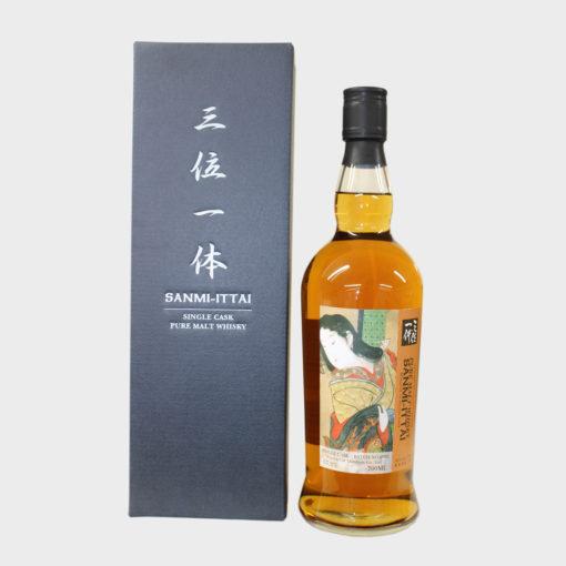 The Silent Geisha Whisky