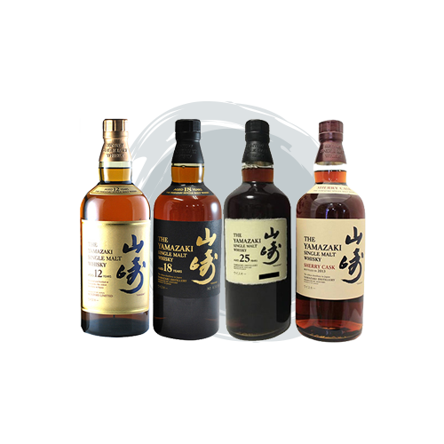 The Yamazaki Legends Collection