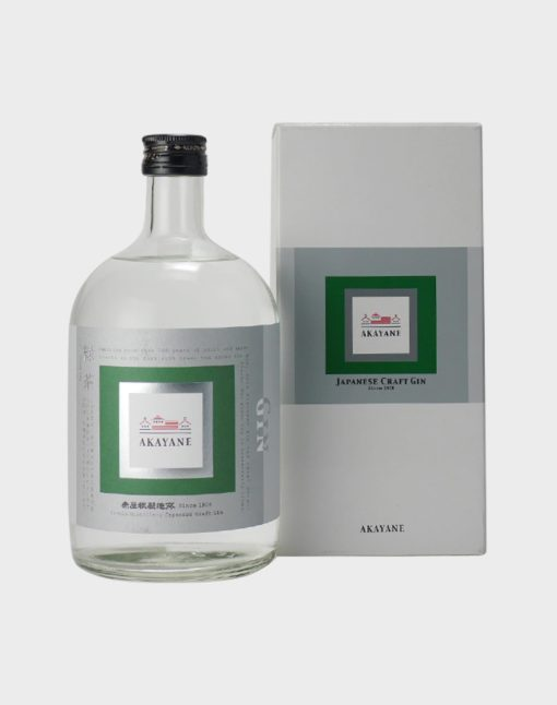 Akayane Green Tea Craft Gin