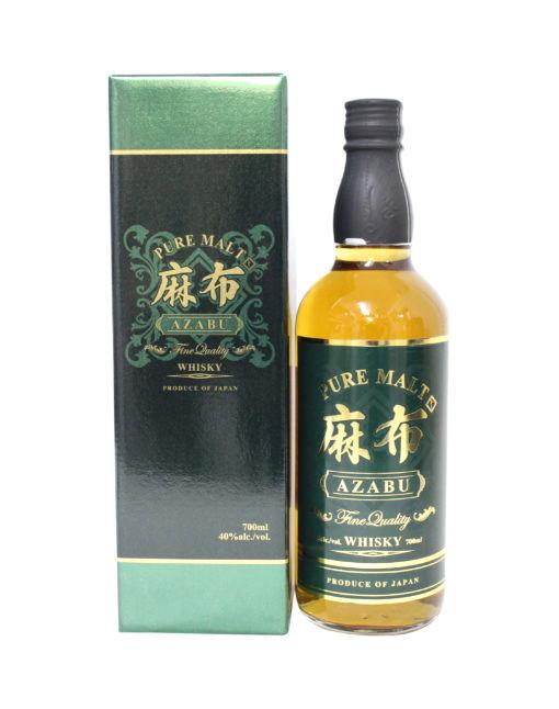 Azabu Pure Malt Whisky